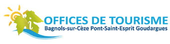 Office de Tourisme Bagnols-sur-Cèze Point-Saint-Esprit Goudargues