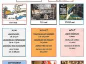 AGENDA PROVISOIRE DES MANIFESTATIONS (2)