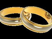 Premier mariage de l'année