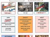 AGENDA PROVISOIRE DES MANIFESTATIONS en date du 18 avril) (2)
